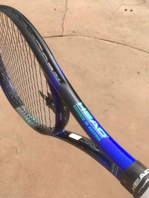 Head 660 Genesis Tennis Racquet