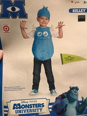 Monsters University Sulley Costume Toddler - Monsters University Sulley Costume