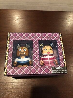 Vinylmation Beauty And The Beast D23 Winter