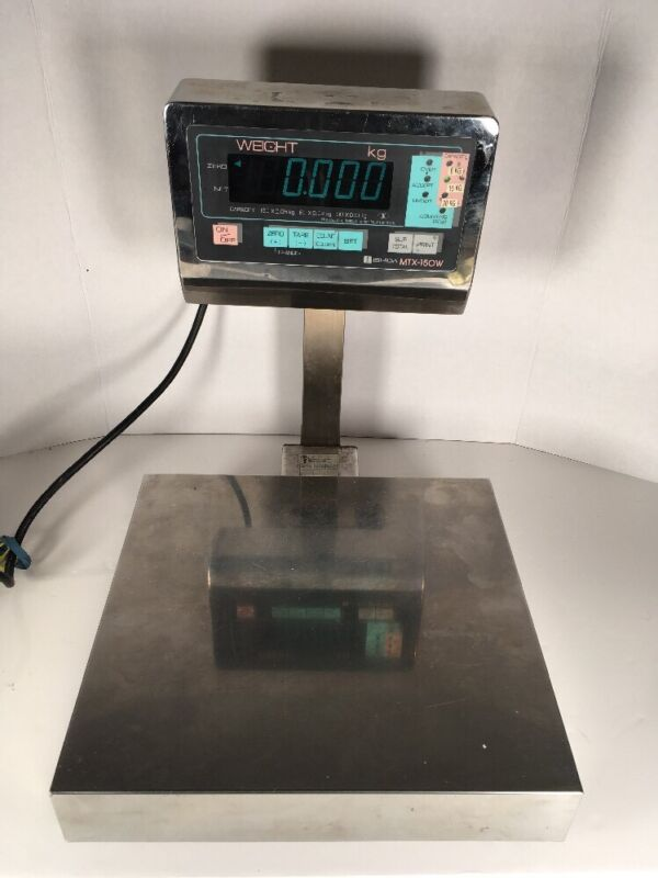 MTX-150 MTX150 Ishida Checkweigher (Used and Tested) Commercial Scale
