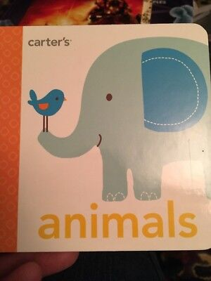 Carter's Animals Book