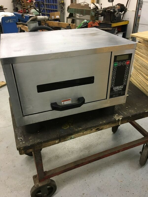 HOBART FLASH BAKE RAPID COOK OVEN PIZZA Microwave convection Vulcan Commercial