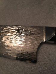 Shun Fuji Chef's Knife 81/2 KAI SGE0706 161 Layer SG2 Damascus