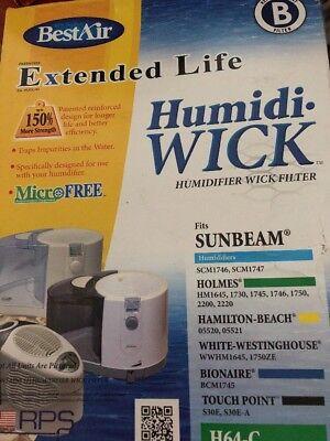 Best Air, Sunbeam Humidifier Filter,