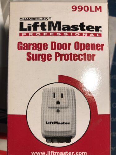 990lm garage door opener surge protector chamberlain