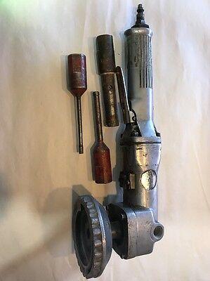 CHICAGO PNEUMATIC HEAVY DUTY ANGLE POLISHER. Air Tool & Bits. Chicago Pneumatic Air Tool Buffer