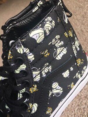 rls Snoopy Halloween Glow In Dark Mummies Trainers Size UK12 (Halloween Schuhe Uk)