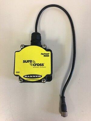 Banner Dx81 Surecross Wireless Network Flex Power Module