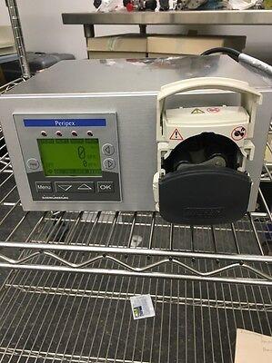 Bioengineering Peripex W2 Ip40 Peristaltic Pump With Watson Marlow 314d Pumphead