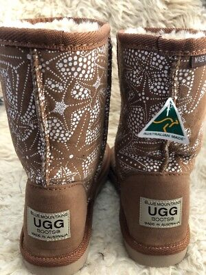 Clearance Uggs (STOCK CLEARANCE - 'Blue Mountains' - Authentic UGG - chestnut - US)