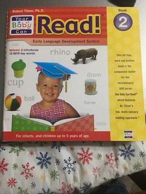 Your Baby Can Read Book 2