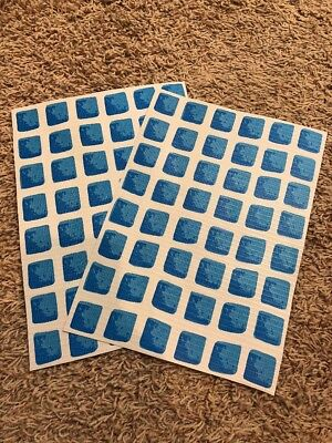 "INTEX Vinyl Swimming Pool Patch - Repair Above Ground - (2) 8""x 11"""