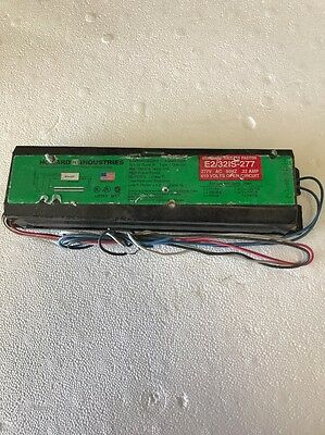 Used Howard Industries E2321s-277 Electronic Ballast - Free Shipping
