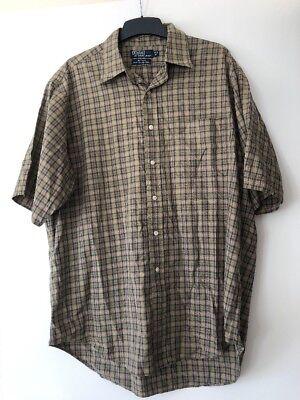 Ralph Lauren Men's shirt 16/42 Tall