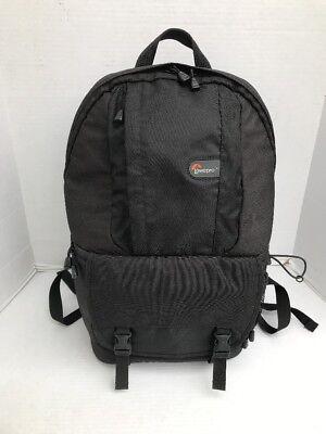 Lowepro Fastpack 200 DSLR  camera backpack- Black