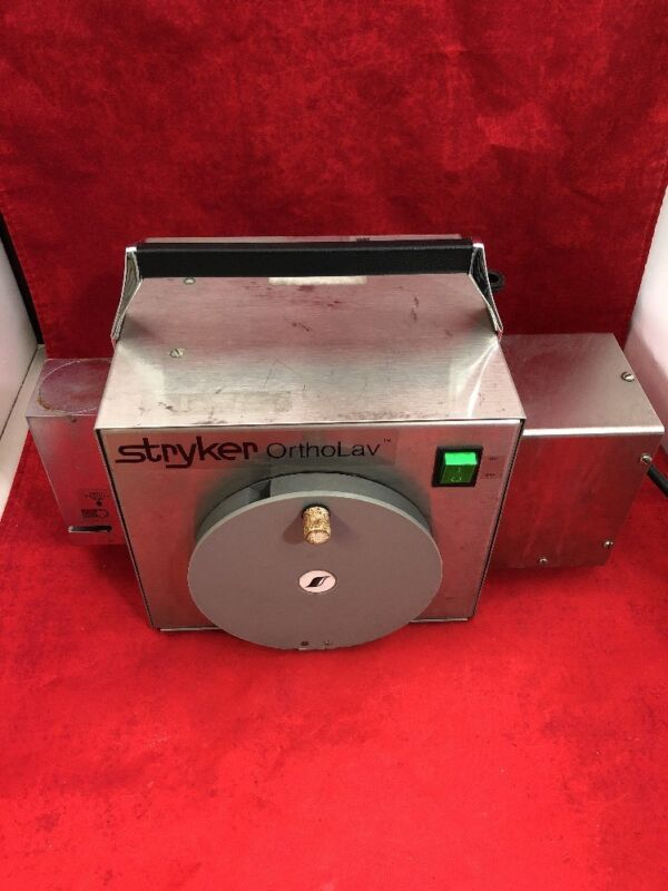 Stryker Ortholav Government Model 202-100 Surgical Irrigator See Listing