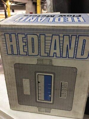 Hedland Flow Meter H760a-005-el Oil 10 Gpm