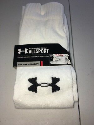 UA Heatgear OTC Under Armour Socks Medium 1 pr football baseball soccer golf