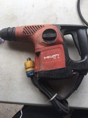 Hilti Hammer Drill Mod Te16