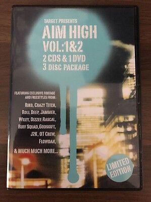 Aim High Vol.1&2 2CD & 1DVD 2006 Grime
