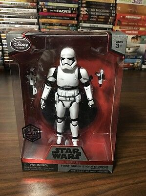 Disney Star Wars Elite Series Die Cast Flametrooper Action Figure NEW