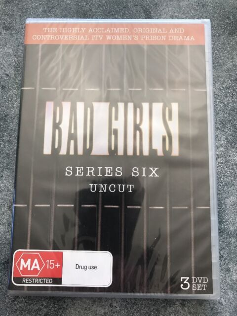 Bad Girls: Series 6 (DVD, 3-Disc Set)- Uncut -  Region 4 - New and Sealed