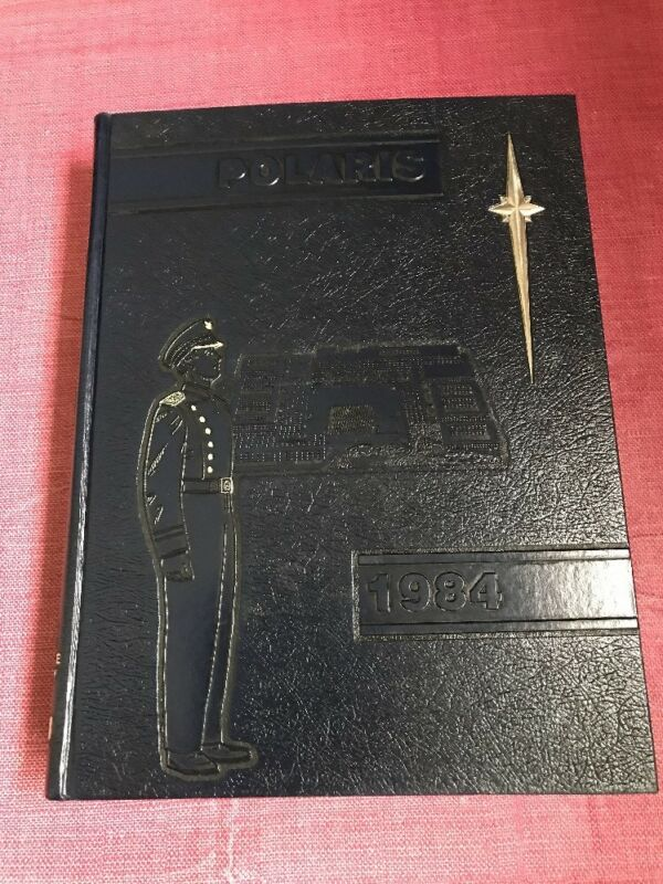 1984 United Air Force Academy Polaris Yearbook