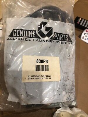Commercial Laundry Parts 838p3 Washerdryer Kits