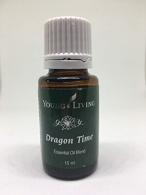 Young Living Essential Oils - Dragon Time 15ml - Always New & Sealed