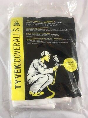 Painters Tyvek Coveralls No 14122 Trimaco Llc L And Xl