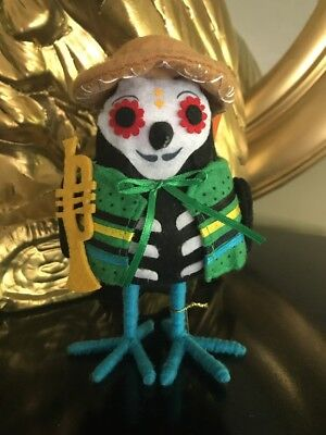 Target Hyde and Eek Boutique Halloween Featherly Friends TROMPETISTA - Halloween Decorations 2017 Target