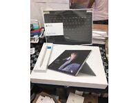 "Surface Pro 12.3"", Intel Core i7, 8GB RAM, 256GB SSD, Win 10"