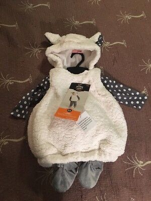 0-6 Month Infant Halloween Costumes (0-6 Month HYDE AND EEK! Infant Lamb Halloween Costume NEW $20)