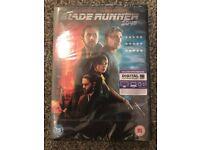 Blade Runner 2049 [DVD] Brand New And Sealed