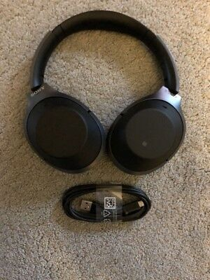 Sony Wh 1000Xm2 Wireless Noise Cancelling Headphones   Black