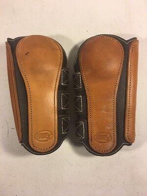 Bar F Leather Splint Boot B999-BRWN-M Brown/Medium Shop 2