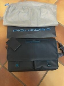 Messenger-Con-Porta-Pc-Estraibile-Piquadro-Aki-Ca3172Ak-AV-AVIO