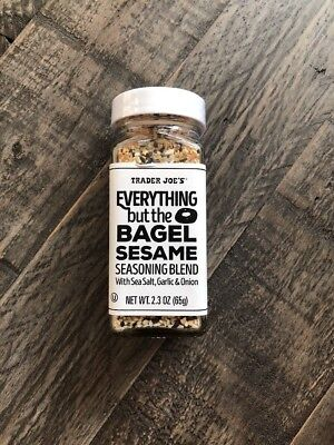 Trader Joes Everything But The Bagel Sesame Seasoning Blend  2 3 Oz  65G