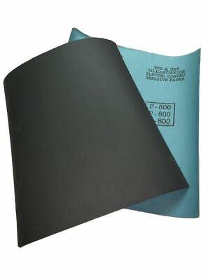 3M Crystal Bay Crocus Coated Abrasive Cloth Polishing 1000 Grit 9x11 Waterproof
