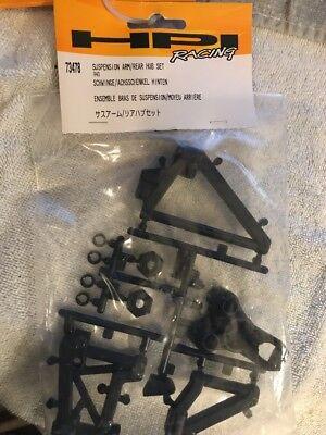 - HPI 73478 Suspension Arm Rear Hub Set