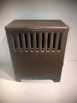 Vintage Porcelain Natural Gas Heater 15000 BTU Room Heater Model P15