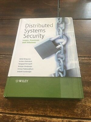 Distributed Systems Security : Issues, Processes and Solutions by Niranjan