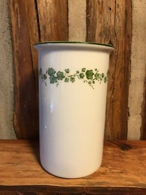 Corelle Coordinates - Callaway Ivy - Kitchen Crock Utensil Holder