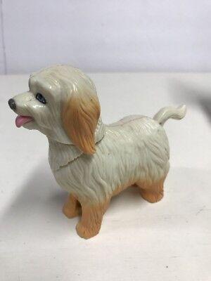 Mattel Barbie Doll Tika Momma Pet Dog with Magnetic Tongue B
