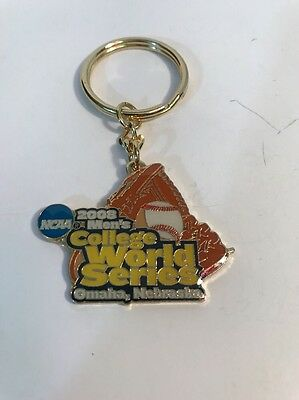 - 2008 Men's College World Series Keychain - NCAA