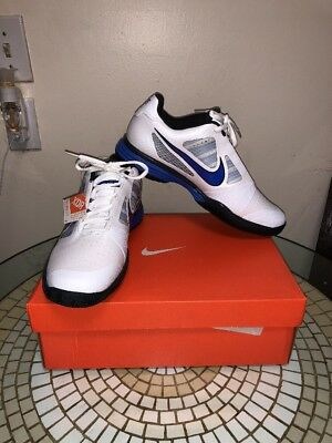 Nike Men Federer Lunar Vapor 8 Tour Tennis Shoes 429991-104 Size US 11.5 NEW ! e4448df14