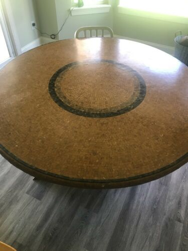 Arhaus Italian Mosaic Dining Table