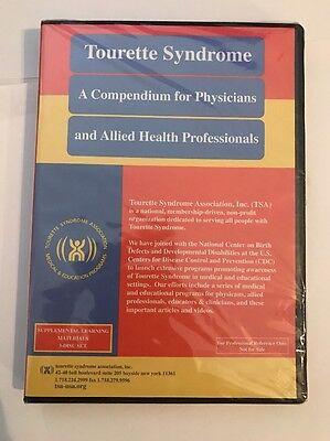 Tourette Syndrome A Compendium For Physicians   Health Professionals 3 Disc Dvd