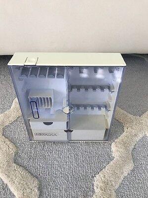 Bernina Sewing Machine Accessory Storage Box Case for Feet & Bobbins 200 730