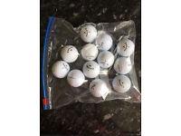 Like new top brand balls from £5 a Dozen